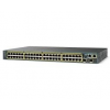 Cisco Catalyst 2960S 48 GigE, 2 x 10G SFP+, LAN Base