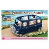 Epoch Sylvanian Families: Hétüléses családi autó