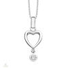 Silvertrends ezüst nyakék - ST920