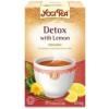 Yogi Bio Tisztító-Méregtelenítő tea 17 filter