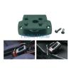 HR autós tartókar, csavarozható rögzítőpanel, forgatható, HR1580-104