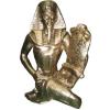 EGYE-4-es fáraó szobor