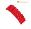 Gumiszalag, piros, közepes - Thera Brand gumiszalag