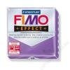 Gyurma, 56 g, égethető, FIMO Effect, áttetsző bíborlila (FM8020604)