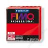 Gyurma, 85 g, égethető, FIMO Professional, piros (FM8004200)