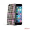 CELLY iPhone 6 műanyag hátlap,Kockás,Pink