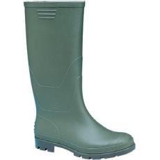 Boots Company Ginocchio zöld olasz gumicsizma
