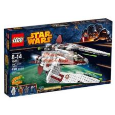 LEGO STAR WARS Jedi felderítő vadász 75051 lego