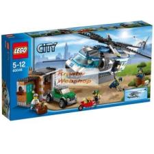 LEGO CITY Helikopteres megfigyelés 60046 lego
