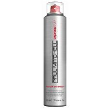 Paul Mitchell Hot Off The Press Hairspray - Hővédő, Hajsimító, Formázó Spray hajápoló szer