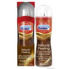 Durex Natural Feeling - szilikonos síkosító (50ml) síkosító