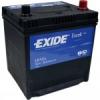 50Ah EXIDE Excell EB504 ASIA autó akkumulátor jobb+