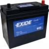 45Ah EXIDE Excell EB457 ASIA vékony saru autó akkumulátor bal+