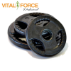 Vital Force Professional Gumis súlytárcsa 1,25kg - 50mm