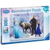 Ravensburger Jégvarázs puzzle 100 db