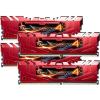 G.Skill F4-2666C15Q-32GRR Ripjaws 4 RR DDR4 RAM G.Skill 32GB (4x8GB) Quad 2666Mhz CL15 1.2V