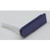 Sony C6602, C6603 (L36) Xperia Z USB csatlakozó takaró lila*