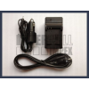 Sony Canon NB-7L akku/akkumulátor hálózati adapter/töltő utángyártott
