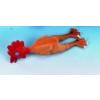 Nobby Kutyajáték latex csirke 16cm