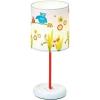 Brilliant LED-es asztali lámpa színes madarakkal, Brilliant Birds Bunt