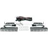 Renkforce Renkforce LED-es nappali menetjelző fény, TTX-8009 5 LED (Sz x Ma x Mé) 160 x 25 x 55 mm