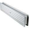 Ventilátor rács, műanyag, Wallair fürdőszobai ventilátor, fehér