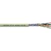 UNITRONIC® LiYCY (TP) adatkábel, 16 x 2 x 0.14 mm² szürke, méteráru, LappKabel