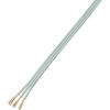 Conrad Sodrott litze PVC szigeteléssel, NYFAZ/CCA, kiszerelve 3 x 0,75 mm² Fehér 20 m Conrad