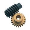 Csigakerék készlet modul 0,75 sárgaréz/acél 60