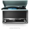 Philips OTT2000 Classic retro lemezjátszó