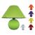 Teirodád.hu RAB-Ariel íróasztali lámpa (4901/4920)