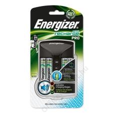 ENERGIZER ETL09 Pro Elemtöltő, AA ceruza/AAA mikro + 4x2000 mAh AA univerzális akkumulátor töltő
