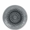 SUMATRA tányér 25cm szürke