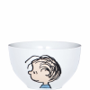 PEANUTS müzlis tál Linus 14x14x8cm