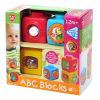 Playgo ABC kockák készségfejlesztő bébijáték