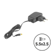 Qoltec AC adapter for LCD screen/router 5W   5V   1A   5.5*2.5