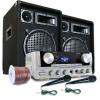 Electronic-Star DJ PA szett: