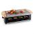 Klarstein raclette grillező természetes kőlappal,8 fő,1200 W
