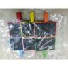 Csipeszes üzenőtáblácska különböző színekben, 6db-os
