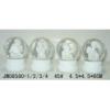 Rázógömb, különböző angyal figurákkal (1db)