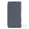 Nillkin Sparkle flip tok Sony Xperia Z3 Compact, fekete
