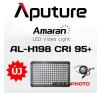 Aputure Amaran AL-H198 CRI 95+ Ledes videó lámpa villanyszerelés