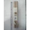 Bambusz alátét, 2db-os szett