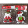 Karácsonyi figura, különbözőek (1db)