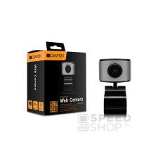 Canyon CNE-CWC2 HD (720P) webkamera (USB2.0, 360° forgathatóság, 2.0 Mpixel) webkamera