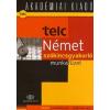 Akadémiai Kiadó TELC Német szókincsgyakorló munkafüzet Alapfok (B1) - Középfok (B2)