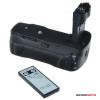 Canon BG-E6 portrémarkolat és távkioldó a Jupiotó, EOS 5D Markt II fényképezőgéphez