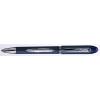 UNI Golyóstoll, 0,35 mm, kupakos, UNI SX-217 Jetstream, kék (TUSX217K)