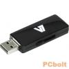 V7 16GB Slide-In USB 2.0 Black