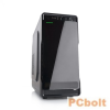 "Modecom Mini Cool USB3.0 Black Black,1x5,25"",2x3,5"",microATX,1xUsb,Audio,Táp nélkül,185x380x365mm,1xUSB3.0"